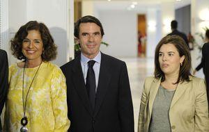 María Teresa Campos, condenada a pagar 60.000 euros a Aznar