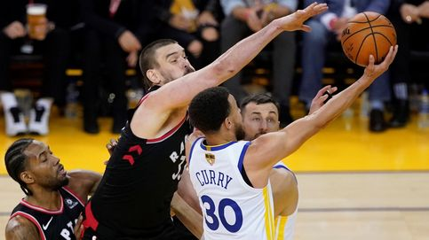 Los Raptors de Marc Gasol aprovechan las bajas de los Warriors y golpean de nuevo
