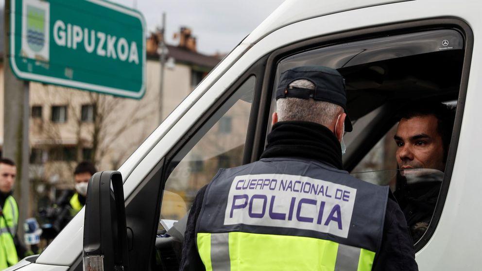 Prohibido salir de puente en Euskadi: se refuerzan los controles para evitar salidas