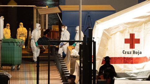 Se eleva a 24 el número de fallecidos del cayuco remolcado a Los Cristianos
