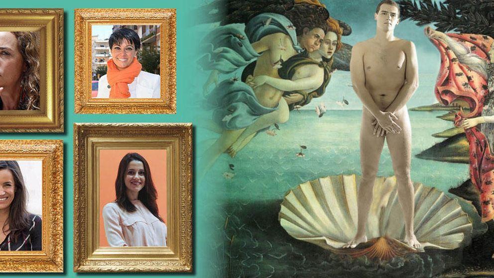 Villacís, Arrimadas o Punset: estas son las bellas de Rivera en Ciudadanos