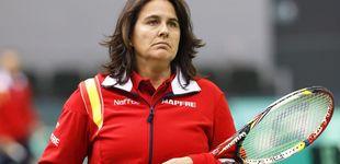 Post de Conchita denuncia que la federación no escuchó a Garbiñe en su despido