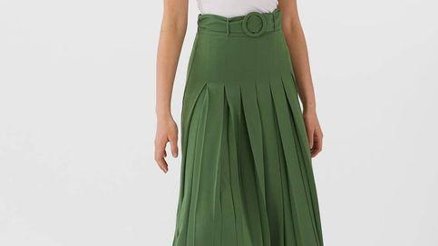 Esta falda pantalón de Stradivarius se convertirá en la estrella de esta primavera
