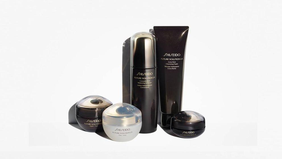 Esta es la gama Future Solution LX de Shiseido