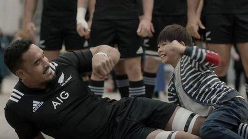 El emotivo anuncio en el que los All Blacks placan a los japoneses