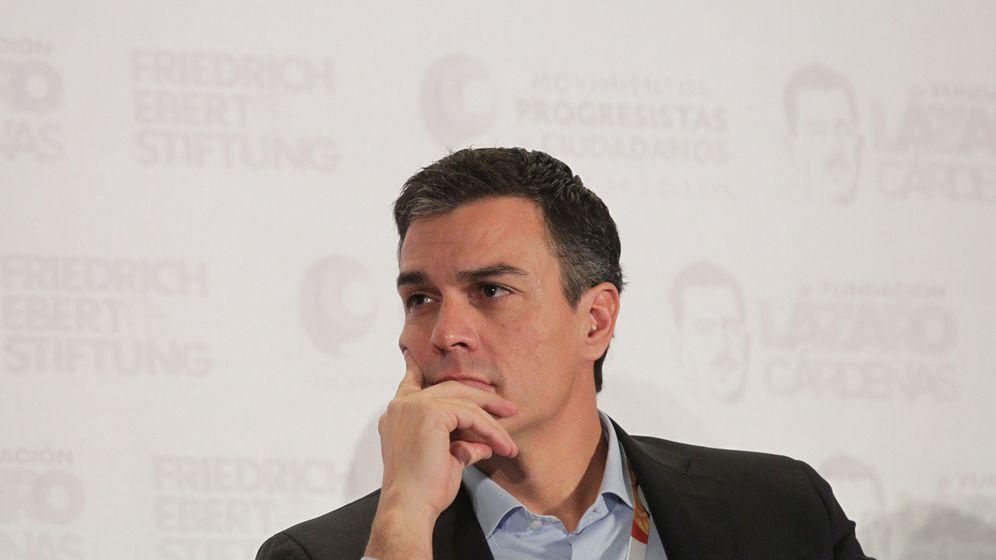 Foto: El exlíder del Partido Socialista Obrero Español (PSOE), Pedro Sánchez. (EFE)