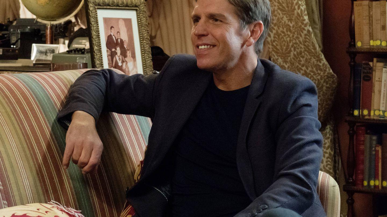 Manuel Díaz 'El Cordobés' como invitado en el programa de Bertín Osborne. (Mediaset)