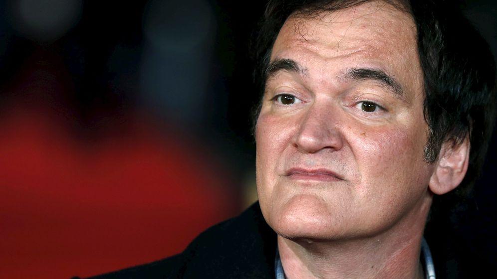 Foto: Quentin Tarantino, durante la presentación de una película. (Reuters)