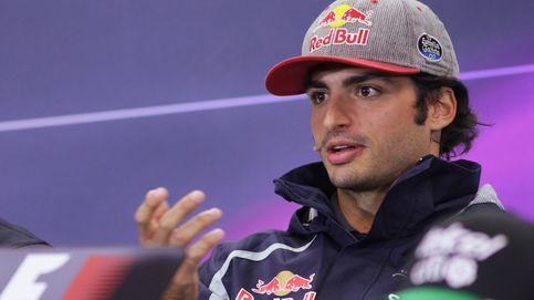 Sainz, también en la lista de Mercedes:¿le dejaría marchar Red Bull?