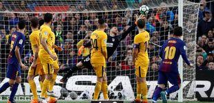 Post de Messi es fiel a su rutina en los días clave y apunta la Liga al muy eficaz Barça