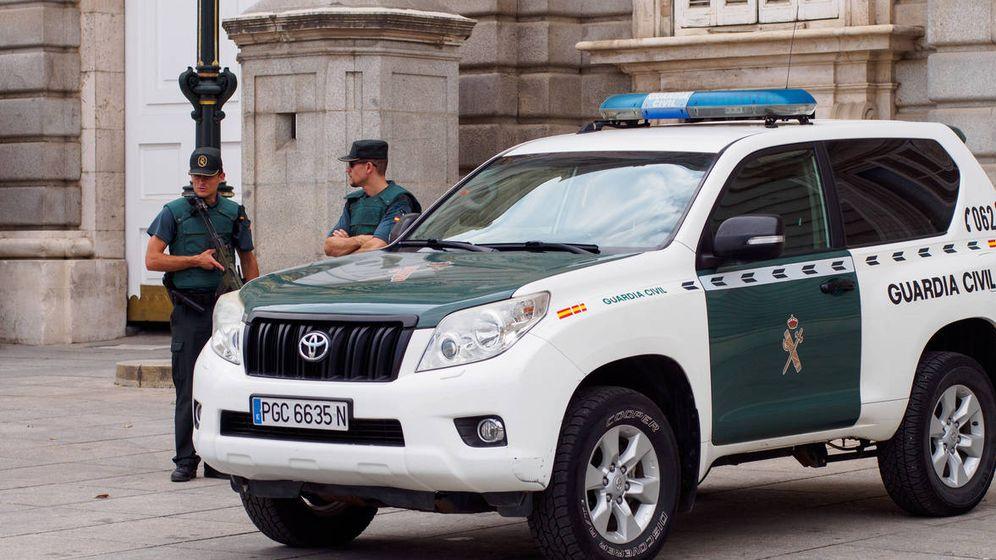 Foto: Coche patrulla de la Guardia Civil. (iStock)
