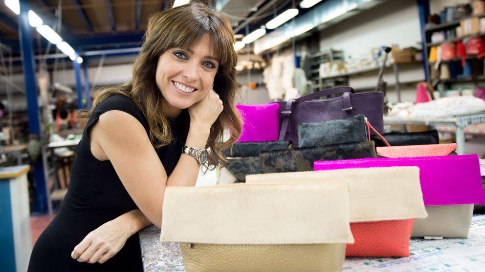 Helena Resano, la mujer que diseña bolsos tras dar las noticias