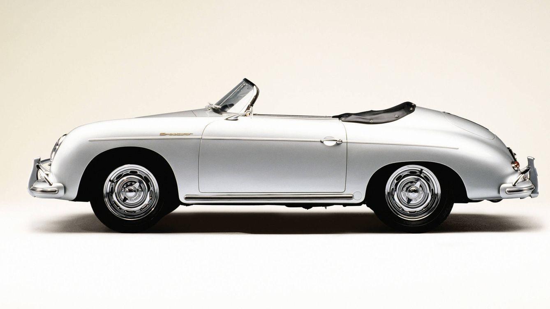 Foto: Hace 70 años, el 8 de junio de 1948, vio la luz el primer Porsche: el 356 Roadster (como el de la imagen) con el número 1 en su chasis.