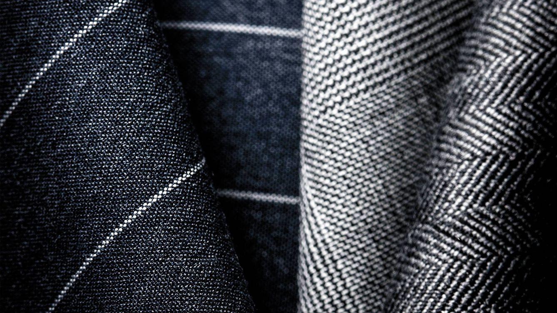 Foto: Giorgio Armani Made to Measure ofrece los mejores tejidos, desde los clásicos, como el Príncipe de Gales, hasta una lana tratada que parece más fina que el 'cashmere'.