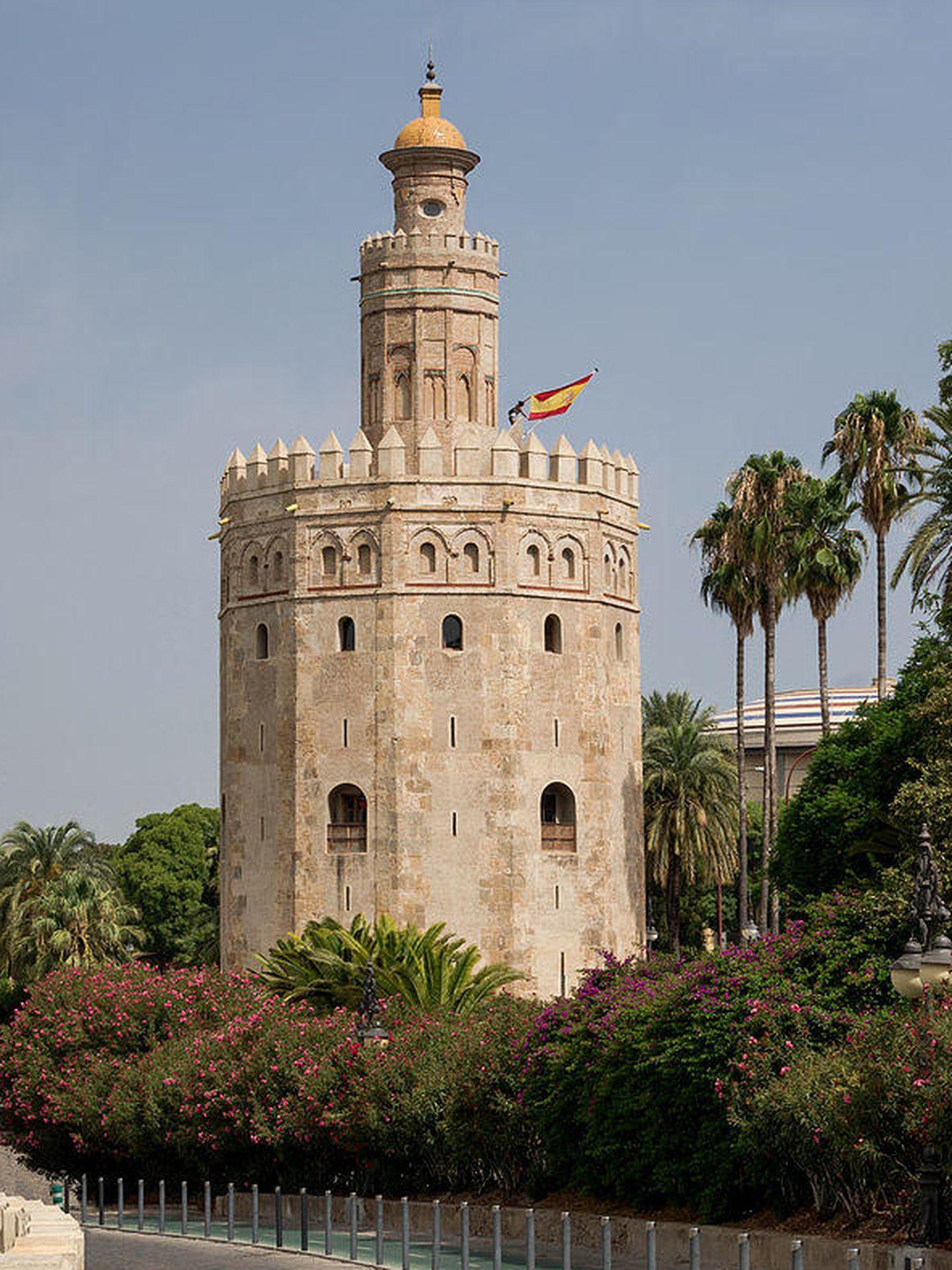 Torre del Oro, Sevilla (CC/Jebulon)