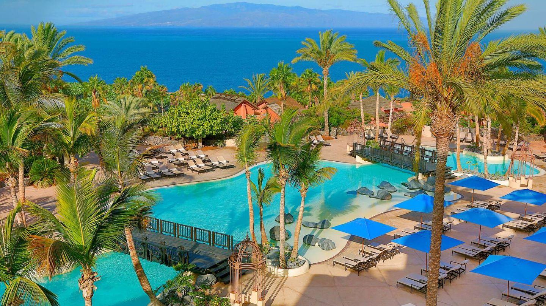 El resort The Ritz-Carlton, Abama, en Tenerife. (Cortesía)