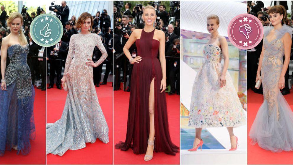 Paz Vega, Penélope Cruz, Blake Lively... Lo mejor y lo peor de la historia reciente del Festival de Cannes