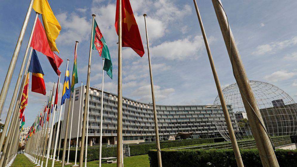 Foto: Imagen de la sede de la UNESCO en París. (Reuters)
