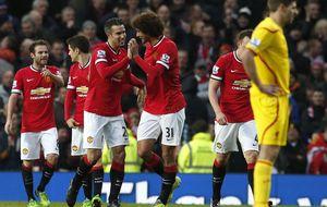 El Liverpool toca fondo ante el United al estrellarse sobre De Gea