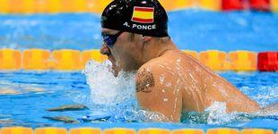 Post de La lección del paralímpico español que abandonó la natación tras su primera vez