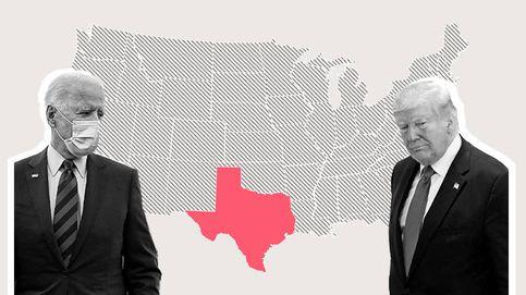 Estos mapas de Texas descifran el futuro político de Estados Unidos