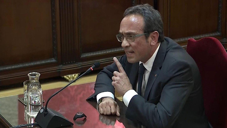 Josep Rull. (EFE)