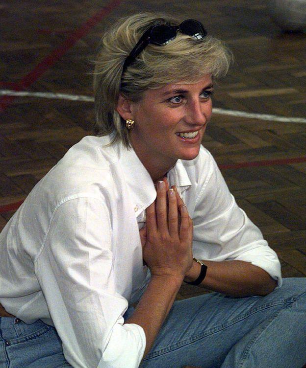 Foto: Diana de Gales, en una imagen de archivo (Gtres)