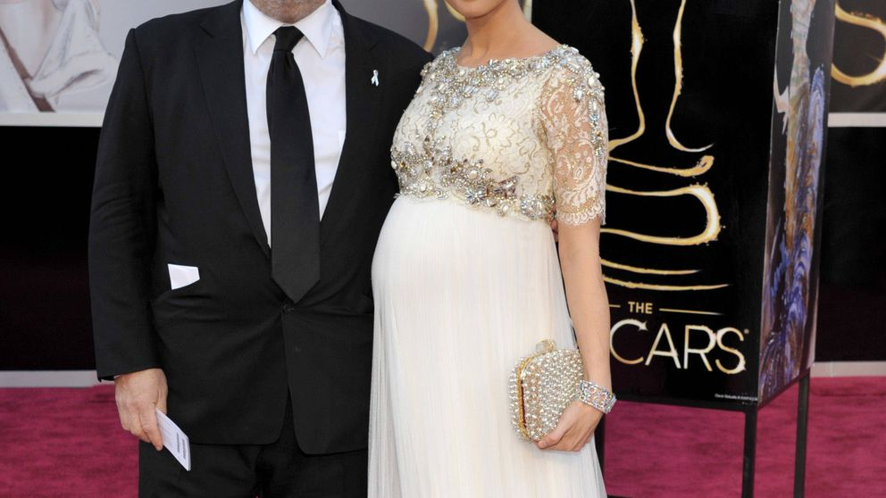 La ex de Harvey Weinstein se baja de las pasarelas tras el escándalo
