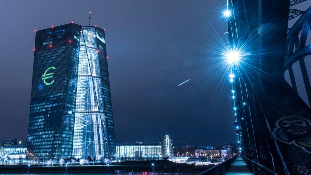 Foto: Vistas de Fráncfort, epicentro financiero de Europa. (Reuters)