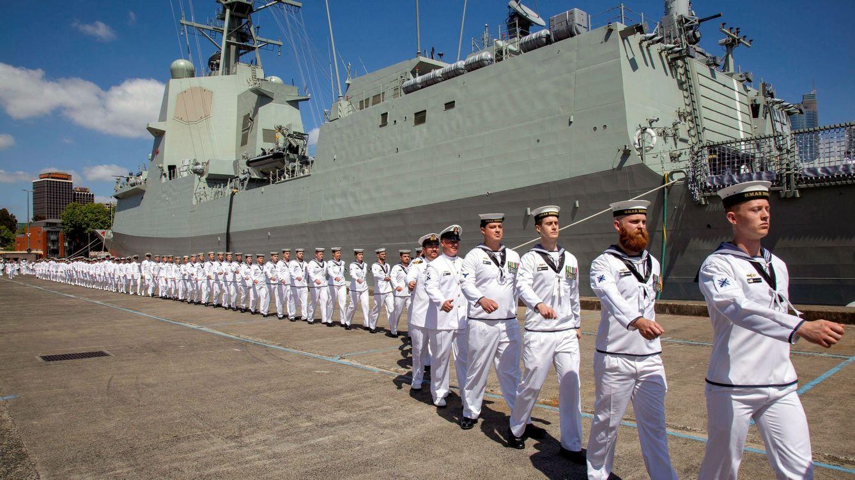 Navantia pierde el contrato de 10 fragatas para EEUU en favor de Italia