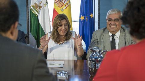 Susanistas, de turismo y preocupados por una guerra en Andalucía