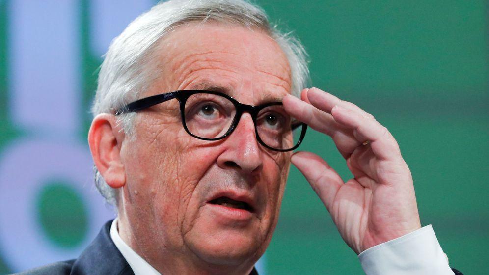 Foto: Juncker tratará de que Trump entierre el hacha de guerra comercial. (Reuters)