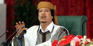 Gadafi apoyó al nacionalismo andaluz y a los jornaleros del SOC mientras tuvo planes en el ladrillo