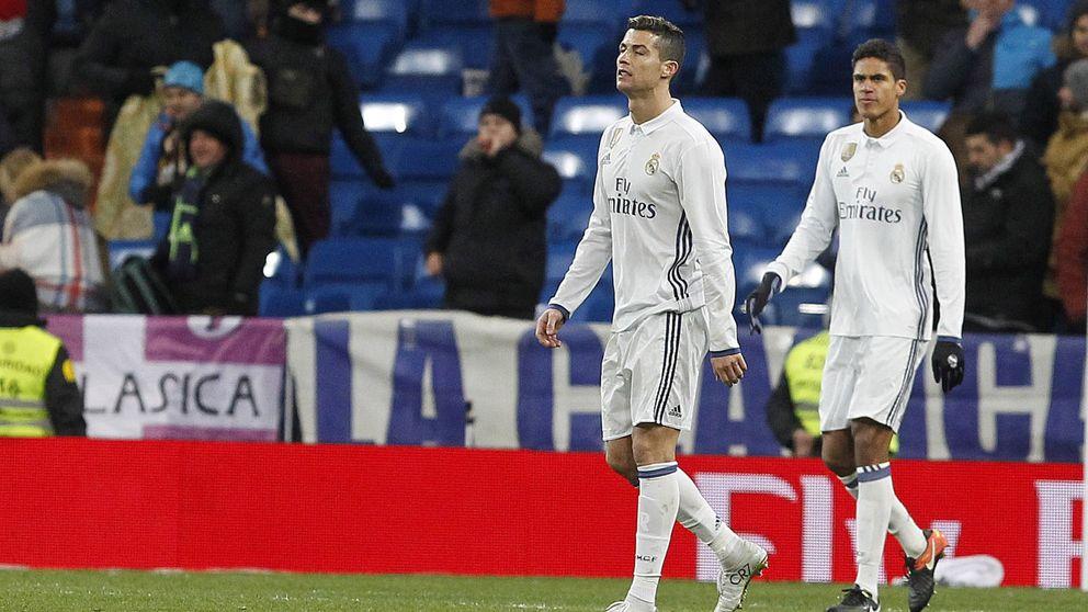 Los grandes fracasos del Real Madrid en Copa en los últimos veinte años