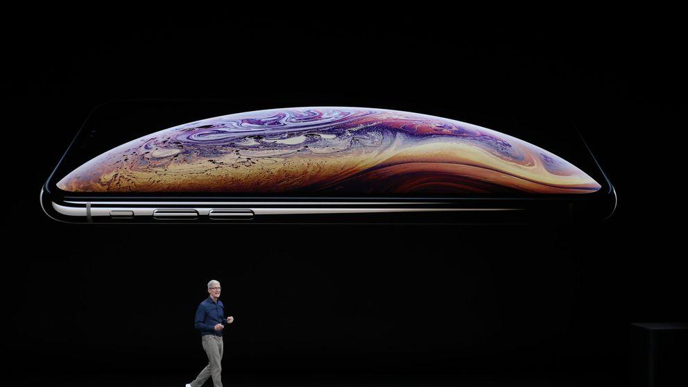 Apple as son los nuevos iphone xs y xs max m s pantalla for Las novedades