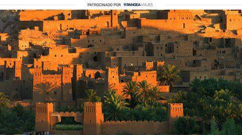 A pie, en camello y sin dejar de regatear: un mundo diferente a 14 km de España