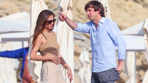 Felipe Cortina y Amelia Millán, dos recién casados en Ibiza