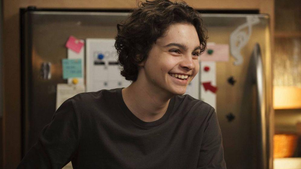 Foto: Max Braverman, personaje de 'Parenthood' interpretado por el actor norteamericano Max Burkholder.