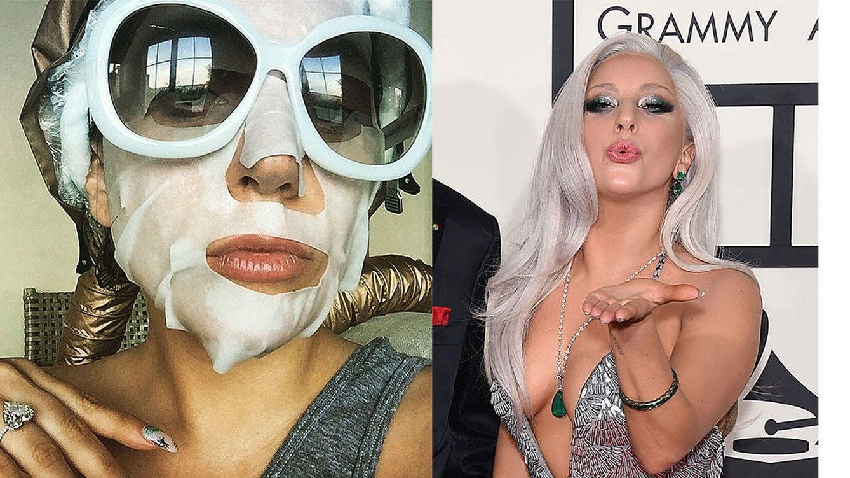 Foto: El secreto de Lady Gaga para tener los labios de Kylie Jenner sin pasar por el quirófano