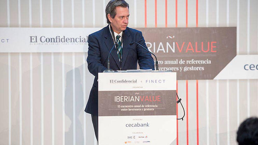 Foto: Beltrán de la Lastra, presidente y director de inversiones de Bestinver