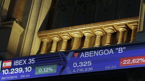Hacienda dejará caer Abengoa como último escombro de la limpia en el Ibex