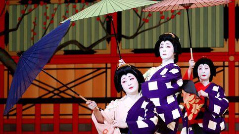 Geishas en acción