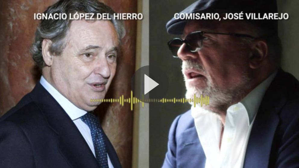 Villarejo investiga a Arenas: Tiene intereses a través del despacho de su hermano