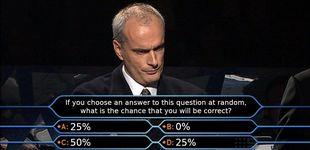 Post de El acertijo imposible de '¿Quién quiere ser millonario?' y por qué no podrás solucionarlo