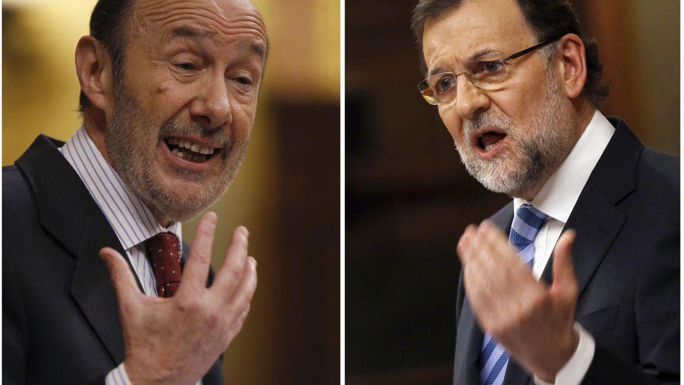 Mariano Rajoy, tras la muerte de Pérez Rubalcaba: Dio altura al debate político