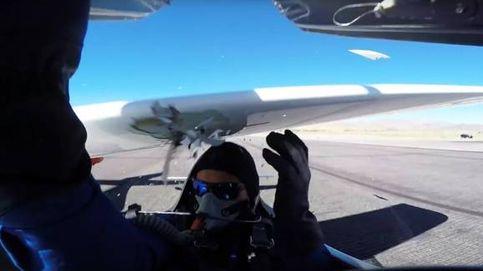 Impresionante choque de aviones de carrera en un torneo en Estados Unidos