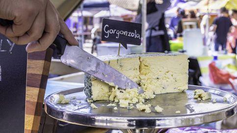 El gorgonzola, un queso casi tan viejo como Matusalén