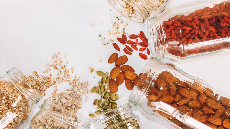 Frutos secos y semillas pueden ayudarte a adelgazar. (Maddi Bazzocco para Unsplash)