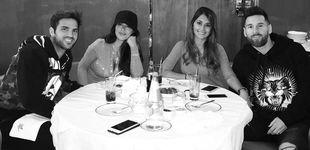 Post de Las mujeres de Cesc y Messi reafirman su 'ruptura' con Shakira