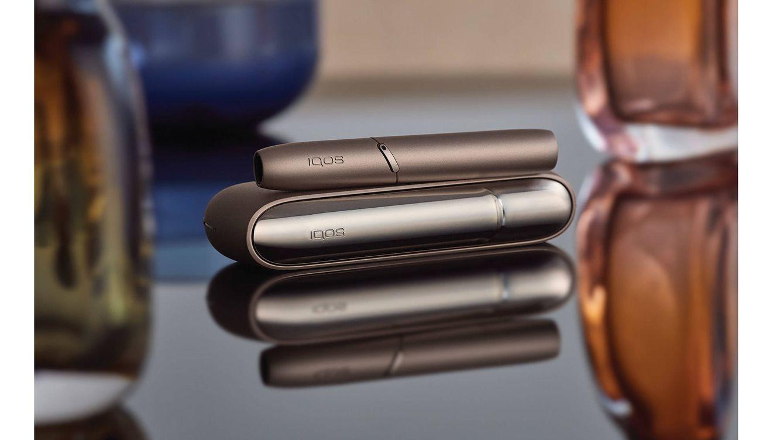 Foto: Sinónimo de diseño, personalización y simplicidad, gracias a su innovadora tecnología Iqos calienta el tabaco en vez de quemarlo.